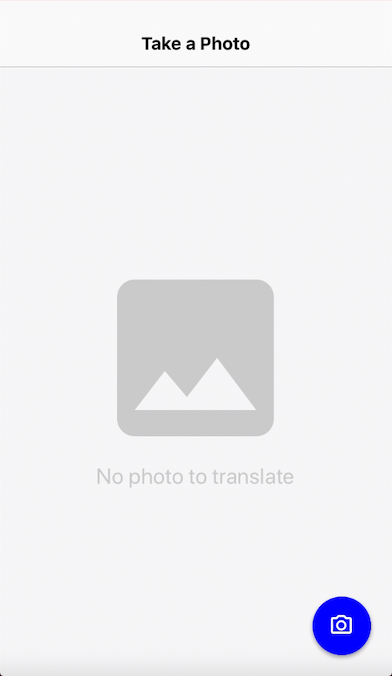 screen shot of no photo